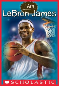 I Am; Lebron James by-Grace Norwich
