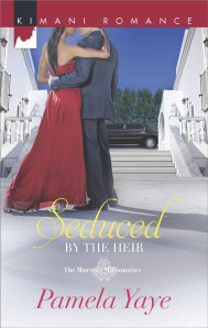 Seduced by the Heir (The Morretti Millionaires) by-Pamela Yaye