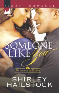Someone Like You (Weddings by Diana) by-Shirley Hailstock