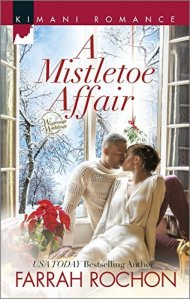 A Mistletoe Affair (Wintersage Weddings) by-Farrah Rochon