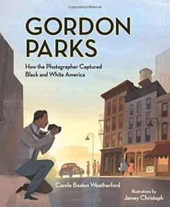 Gordon Parks by Carole B. Weatherford