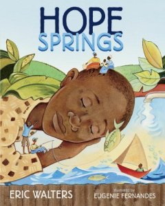 Hope Springs by-Eric Walters