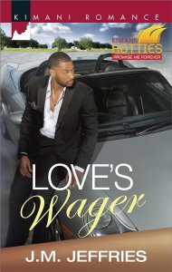 Love's Wager by J.M. Jeffries