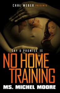 No Home Training; Say U Promise 3 by-Michel Moore