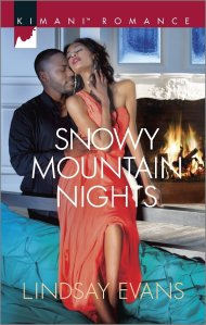 Snowy Mountain Nights by Lindsay Evans