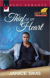 Thief of My Heart by Janice Sims