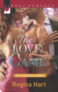 The Love Game by Regina Hart