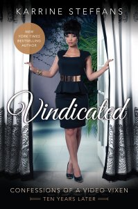 Vindicated by Karrine Steffans