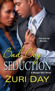 Bad Boy Seduction (The Morgan Men) by-Zuri Day