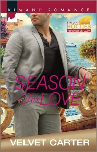 Season for Love (Kimani Hotties) by Velvet Carter