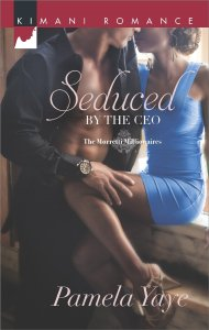 Seduced by the CEO (The Morretti Millionaires) by-Pamela Yaye