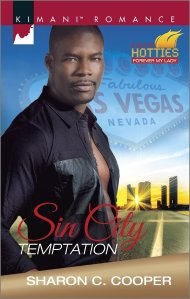 Sin City Temptation by Sharon C. Cooper