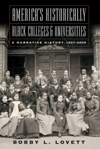 America's Historically Black Colleges and Universities by Bobby L. Lovett