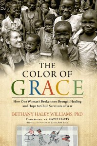 The Color of Grace by Bethany Haley