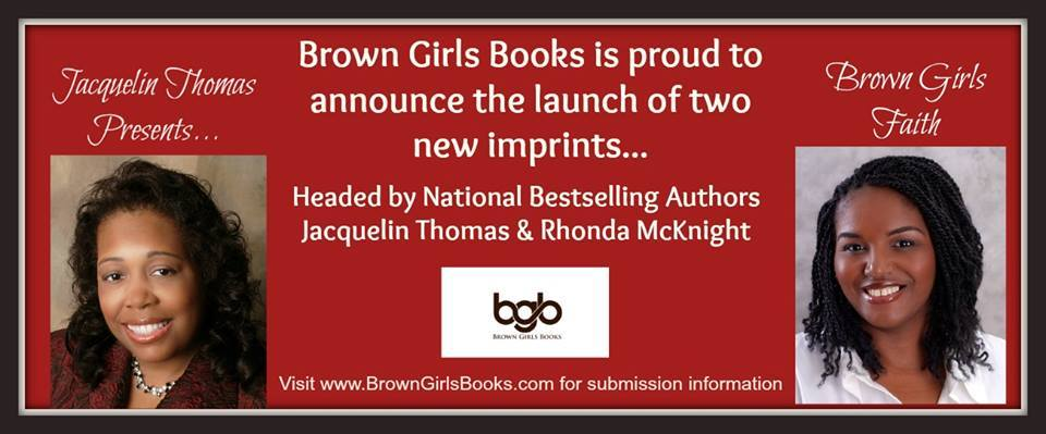 Brown Girls Books new imprints