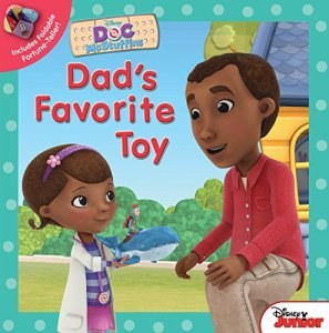 Doc McStuffins Dad's Toy