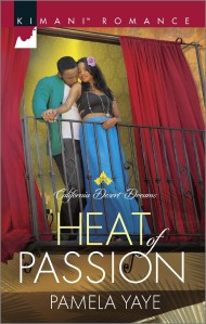 Heat of Passion by Pamela Yaye