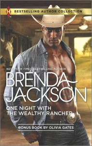 One Night with the Wealthy Rancher by Brenda Jackson