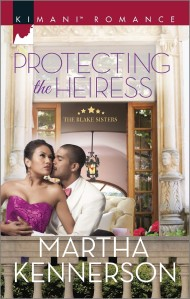 Protecting the Heiress by Martha Kennerson