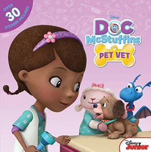 Doc McStuffins Pet Vet By Disney Book Group