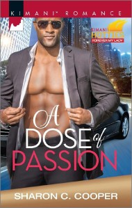 A Dose of Passion by Sharon C. Cooper
