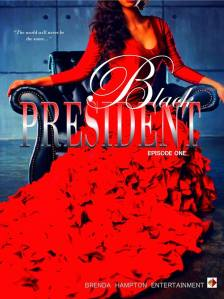Black President by Brenda Hampton