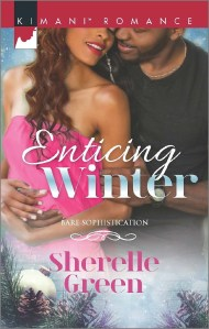 Enticing Winter by Sherelle Green