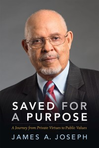 Saved for a Purpose by James A. Joseph