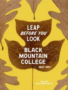 Leap Before You Look by Helen Molesworth and Ruth Erickson