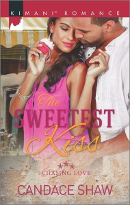 The Sweetest Kiss by Candace Shaw