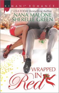 Wrapped in Red by Nana Malone