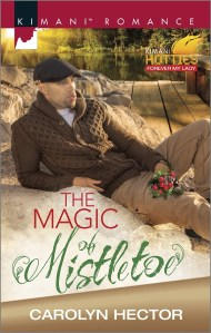 The Magic of Mistletoe by Carolyn Hector