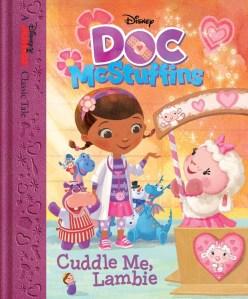 Doc McStuffins Cuddle Me, Lambie