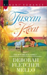 Tuscan Heat by Deborah Fletcher Mello