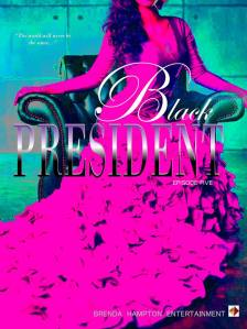 Black President 5 by Brenda Hampton