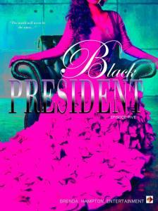 Black President 5 by Brenda Hampton