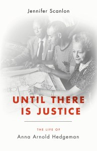 Until There Is Justice by Jennifer Scanlon