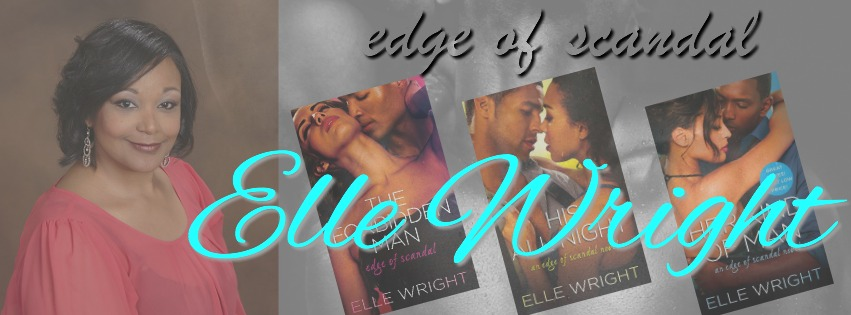 Elle Wright-edge of scandal banner