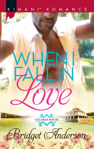 When I Fall in Love by Bridget Anderson