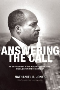 Answering the Call by Nathaniel R. Jones