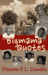 Bigmama Quotes by Princess F. L. Gooden