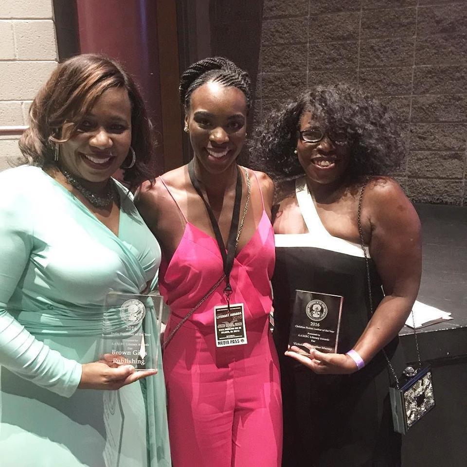Brown Girls Publishing at AALA