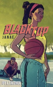 Janae #2 (Blacktop) by LJ Alonge