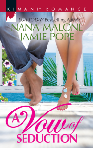 A Vow of Seduction by Sunrise Nana Malone, Jamie Pope