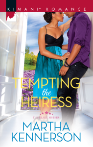 Tempting the Heiress by Martha Kennerson