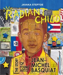 Radiant Child by javaka steptoe