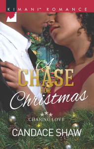 A Chase for Christmas by-candace-shaw