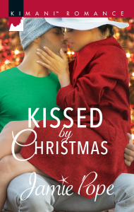 Kissed by Christmas by-jamie-pope
