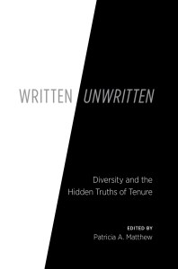 Written/Unwritten by Patricia Matthew
