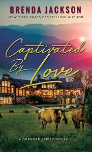 Captivated by Love (Grangers Book 4) by Brenda Jackson